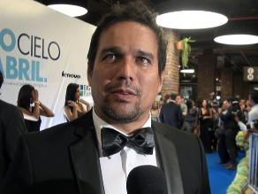 Sandro Ventura acusa a cines de sacar ´Loco cielo de abril´
