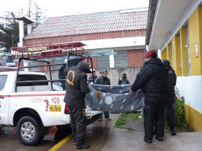 Puno: camioneta de la municipalidad de Chucuito atropella a niña