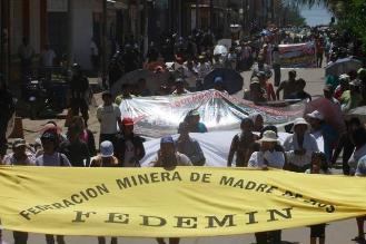 Mineros artesanales de Madre de Dios no pueden ir a huelga