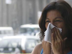 Aumentan enfermedades respiratorias ante cambio de clima