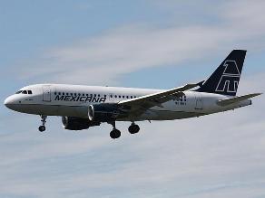 La Justicia declara la quiebra de la aerolínea Mexicana de Aviación
