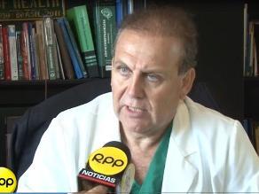 Alberto Tejada confirma que postulará a la presidencia de la FPF
