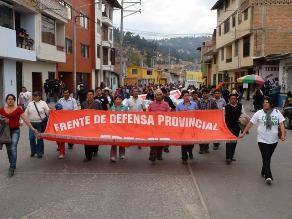 Cajamarca: Edy Benavidez busca ocupar sillón municipal de Bambamarca