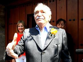 García Márquez evoluciona bien y ya quiere dejar el hospital, dice su hijo