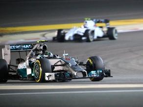 Fórmula Uno: Rosberg, feliz por marcar la