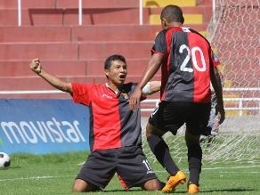 FBC Melgar golea 3-0 a UTC y es puntero en grupo B de Torneo del Inca