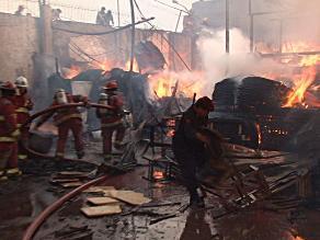 Chile: murieron 9 ancianos al incendiarse un asilo