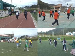 Huancayo: más de 200 adultos mayores participan en campeonato
