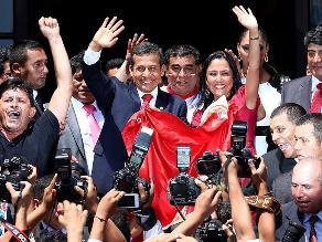 CPI: Humala perdió en un mes la aprobación que había logrado por La Haya