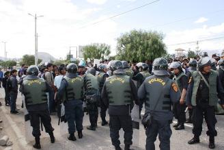 Cajamarca: Refuerzan seguridad ante protestas en Bambamarca