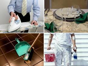 Ejercicio en casa: 6 tareas domésticas que queman más calorías
