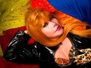La tigresa del Oriente graba videoclip en Buenos Aires