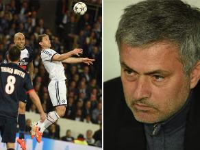 José Mourinho busca milagro con Chelsea ante PSG en Champions League