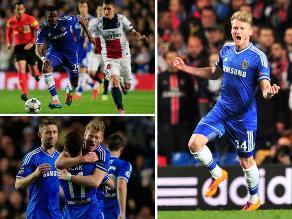 Revive la clasificación del Chelsea ante PSG por Champions League