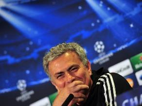 José Mourinho y la jocosa frase que selló el pase de Chelsea en Champions