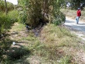 Ica: hallan cadáver calcinado de una mujer en el distrito de Guadalupe