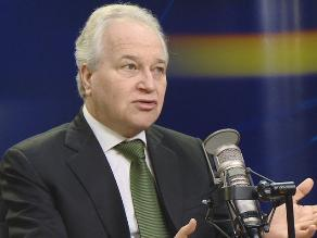 Embajador animó a pymes españolas a aliarse con peruanos
