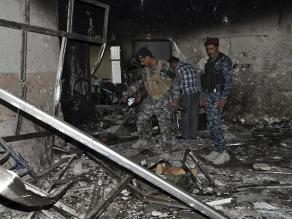 Irak: Trece muertos en aniversario de entrada de tropas de EE.UU.