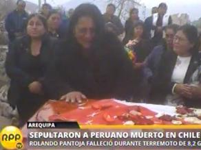 Viuda de peruano muerto en Chile pide ayuda a presidenta Michelle Bachelet