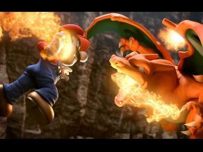 Charizard será personaje jugable en Super Smash Bros. para Wii U