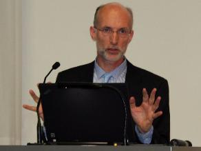 Físico británico Stuart Parkin gana el premio Millennium de Tecnología