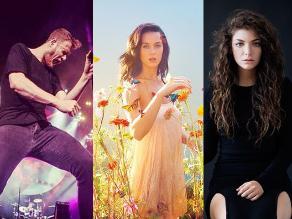 Lorde e Imagine Dragons lideran nominaciones en los Premios Billboard