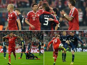 Revive la clasificación del Bayern Munich con Claudio Pizarro en cancha