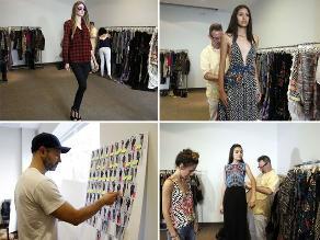 Perú Moda 2014: Mira la propuesta de Custo Barcelona