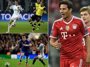 Conoce a los sudamericanos que pueden ganar la Champions League