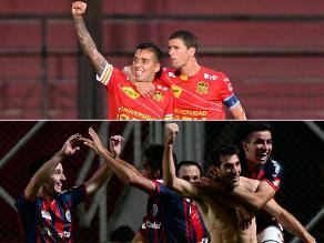 Unión Española y San Lorenzo avanzan a octavos de la Copa Libertadores