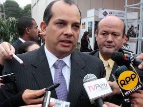Castilla: Quien esté a cargo del MEF continuará política económica