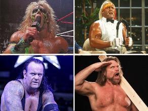 Conoce quiénes son las leyendas máximas de la lucha libre mundial