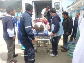 Andahuaylas: muere suboficial de la policía en extrañas circunstancias