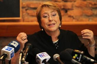 Patrimonio de Michelle Bachelet suma unos 372.000 dólares