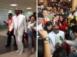 Supuesta llegada de Morgan Freeman a Lima es viral en redes