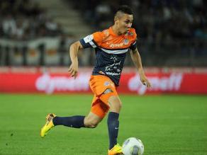 Jean Deza fue titular en caída del Montpellier ante Olympique de Marsella