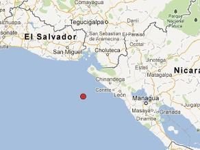 Sismo de 6,7 grados en la escala de Richter sacudió Nicaragua