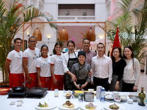 Del Perú al mundo: Cocina peruana llega a Vietnam