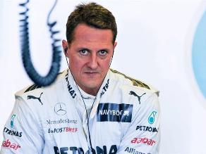 Dos hombres intentaron fotografiar a Michael Schumacher en clínica