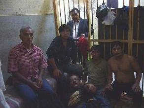 Cajamarca: detenidos en Conga denuncian robo de celular en su detención