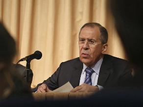 Rusia: Depende de Occidente evitar una guerra civil en Ucrania