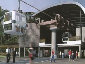 Teleférico de Lima estará listo en primer semestre de 2015
