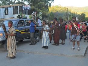 Satipo: pobladores exigen culminación de obra de electrificación