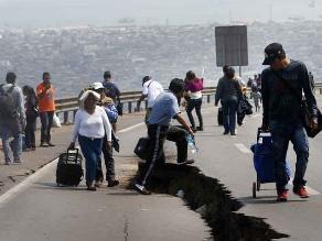 Cruz Roja busca US$ 1.59 millones para víctimas de terremoto en Chile