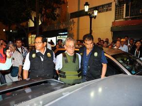 Dirandro: Está probado que Movadef recibió dinero del narcotráfico
