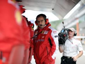 Domenicali deja de ser director deportivo de Ferrari después de 7 años