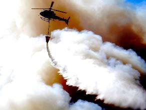 Continúa la tragedia en Chile: varios focos del incendio siguen activos