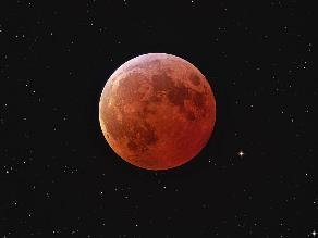 Presencia con la NASA el esperado eclipse lunar