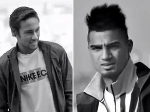 Neymar y Kevin Prince Boateng protagonizan nuevo comercial de Nike