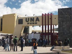 Puno: Rector de la UNAP renunció para postular a Gobierno regional